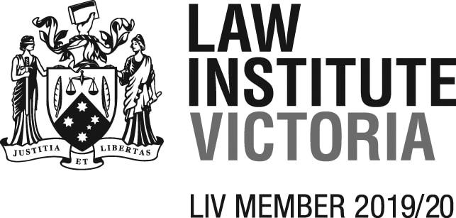 Law Institute Victoria LIV Member