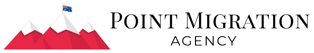 Point Migration Agency Melbourne logo